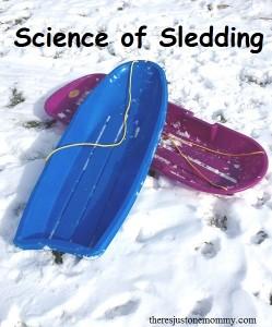 Science of Sledding