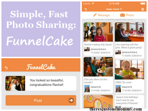 FunnelCake -- new photo sharing app