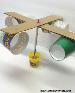 how to build a wind anemometer