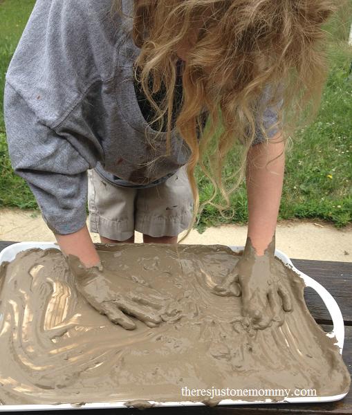 exploring natural clay