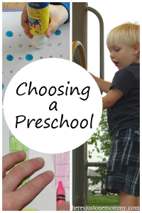 Questions to Ask When Choosing a Preschool
