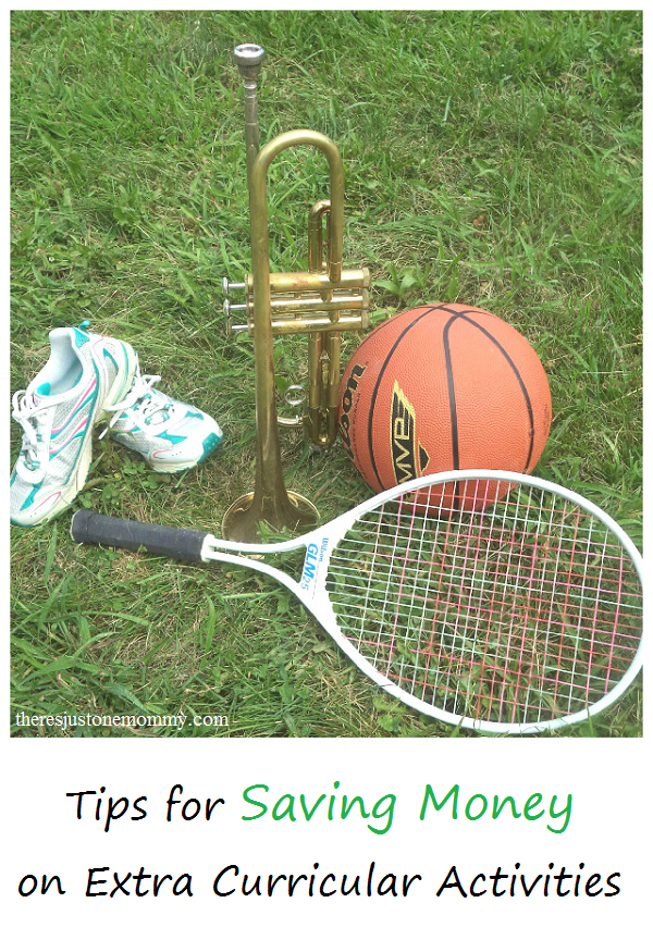 Tips for saving money on extra curricular activities this school year