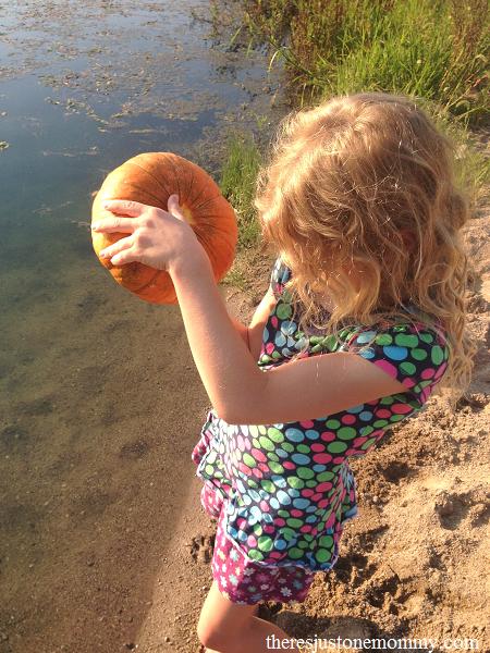Do pumpkins float?