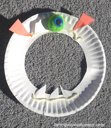 kids monster craft