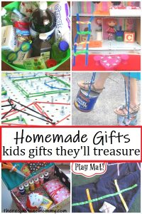 homemade kids gifts