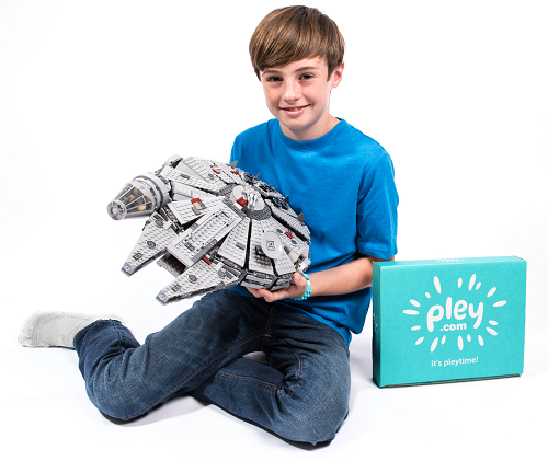 Rent Lego toys with Pley and save money