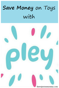 Save money on toys this Christmas with Pley! #sp