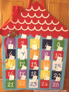 simple Advent calendar ideas