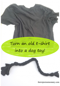 Stuff Your Pooch's Stocking with This Homemade Dog Toy!