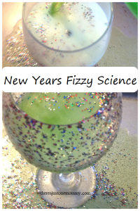 Celebrate New Years with Fizzy Science