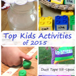 Don't Miss These Top Kids Activities of 2015!
