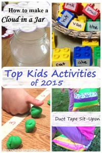 top kids activities of 2015