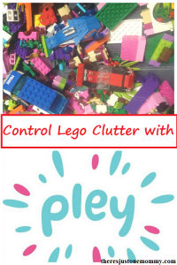 How to reduce Lego clutter with Pley