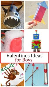 awesome Valentine ideas for boys