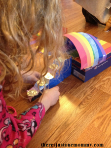 design a Leprechaun trap STEM challenge for kids
