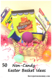 50 fun non-candy Easter basket ideas for kids