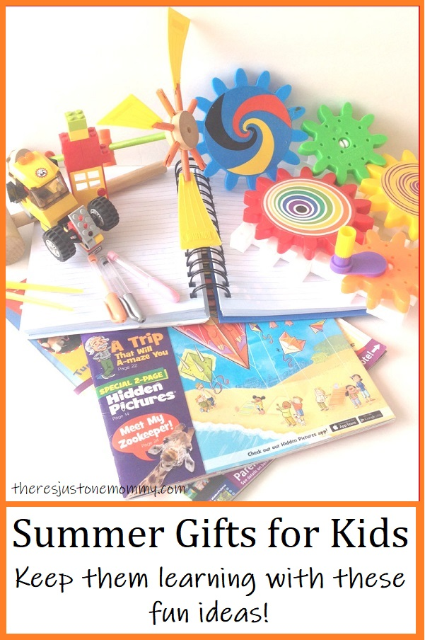 fun end of the year gifts to keep them learning all summer