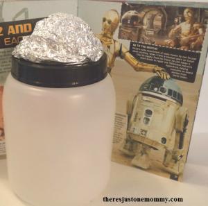 R2-D2 Star Wars craft