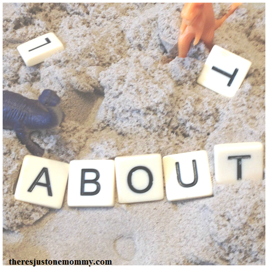 fun spelling practice activity for dinosaur unit