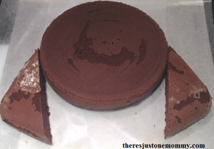 how to make a Darth Vader cake at home