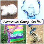 summer camp crafts the kids will love