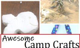 camping crafts