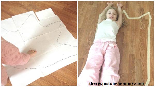 dinosaur unit -- explore dinosaur footprints