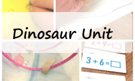 Simple and Fun Ideas for a Dinosaur Unit
