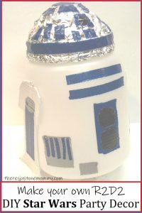 how to make R2D2