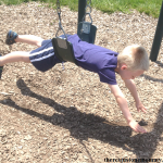 How to Increase Core Strength in Kids Using a Swing