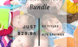 Don't Miss the Back to School Early Years Bundle Sale!