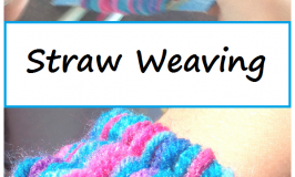Straw Weaving -- weaving craft