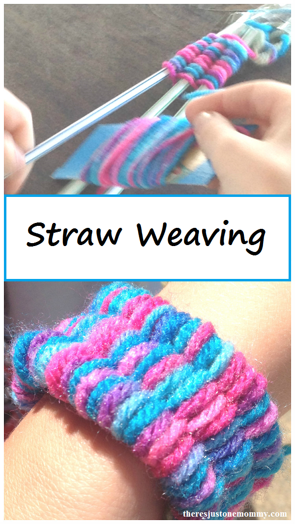 Straw Weaving -- weaving craft