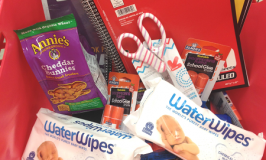 Target Card Giveaway:  Back to School Shopping with WaterWipes and Target