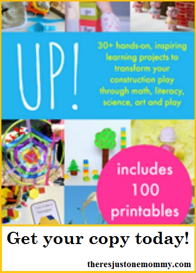 Up! ebook -- over 30 hands on learning activities for elementary school students