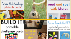 Up! ebook -- 30+ hands-on learning projects for ages 4-10 to inspire construction play through math, science, literacy, and art