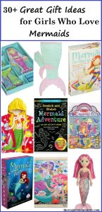 Mermaid Gift for Girls of All Ages