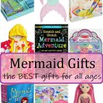 the best mermaid gifts for kids