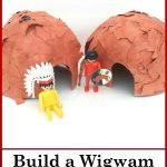 Native American Craft: Build a Wigwam