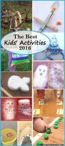 top kids activities of 2016