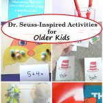 Dr. Seuss activities for older kids -- Dr. Seuss activities for tweens (8+)