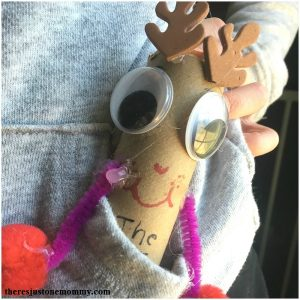 There's a Wocket in My Pocket craft -- fun Dr. Seuss craft