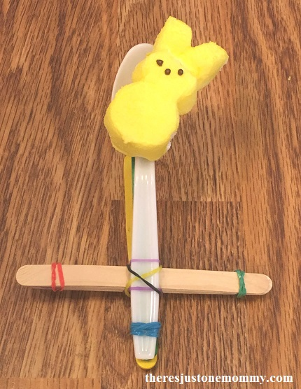 Peeps catapult activity