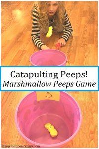 fun marshmallow peeps activity for kids