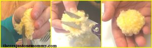 how to make a pom pom chick -- tween craft