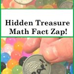 Hidden Treasure Math Fact Zap!