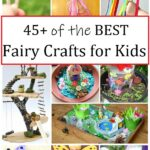 the best fairy crafts, from fairy wand crafts to fairy gardens