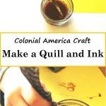 Hands-On History: Make a Quill and Ink