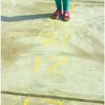 Easy Kinesthetic Math Activity to Practice Skip Counting