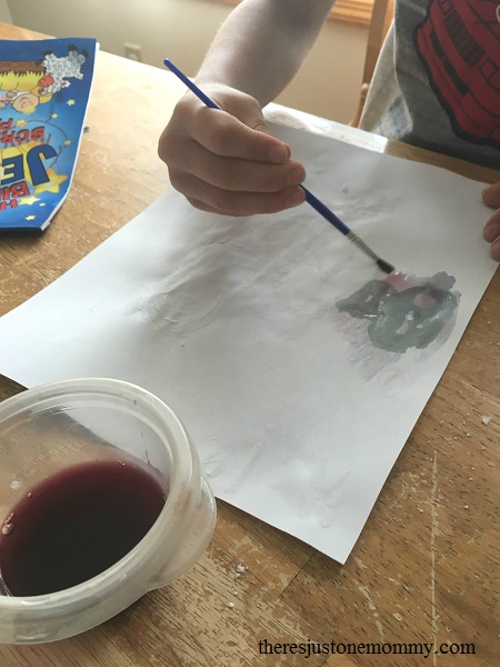 2 ways to make invisible ink -- fun spy activity for kids